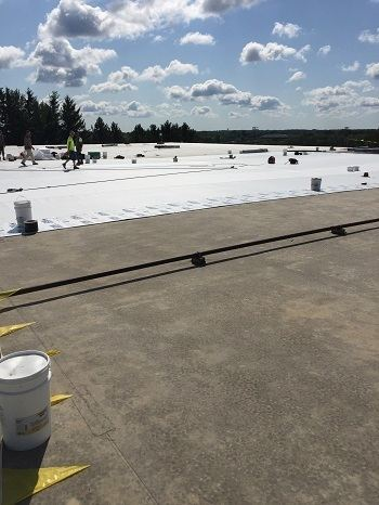 Commercial Roof Installation Racine