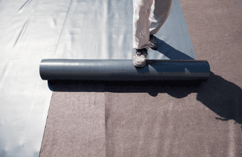 Flat Roof Repair in Wisconsin